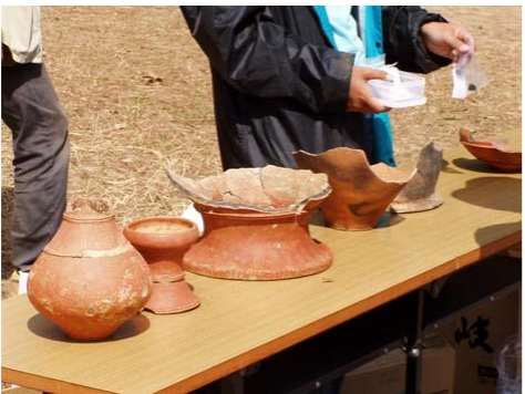Excavations on Iki islands' Karakami site, throw light on how immigrants filtered into Kyushu